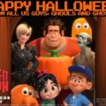 Happy Halloween from 'Wreck-It Ralph' Coming to Theaters Friday