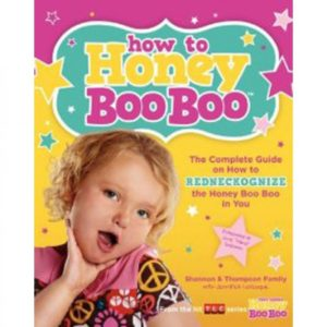 New Book 'How to Honey Boo Boo' by Mama June Thompson