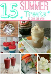 15 Summer Treats to Cool Off With