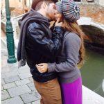 Jessa Duggar and Ben Seewald Share Honeymoon Kiss