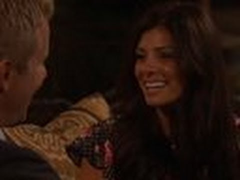 Selma Tells Sean About her Cooking on 'The Bachelor' 2013