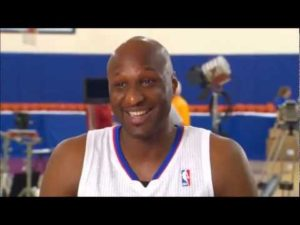 Watch Lamar Odom Mess Up in New Interview