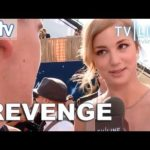 Emily VanCamp Gives Out New 'Revenge' Spoilers at the Emmy Awards