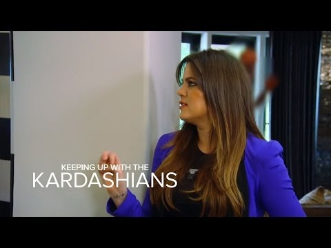 Watch Khloe Tell Lamar She is Not Ovulating