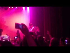 Derek Hough Surprises Fans at Kellie Pickler Concert