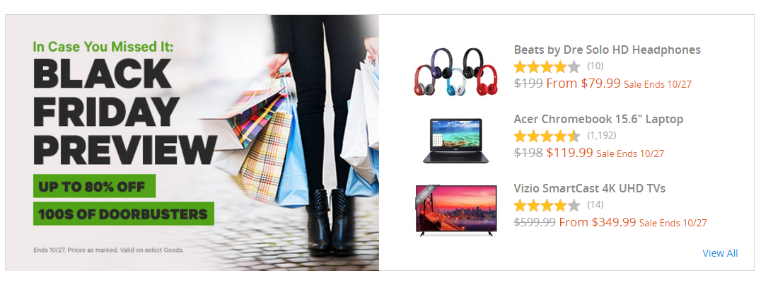 Groupon Goods Is Perfect For Christmas Presents At A Great Price