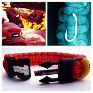Outdoor Element Gives Update on Survival Bracelets