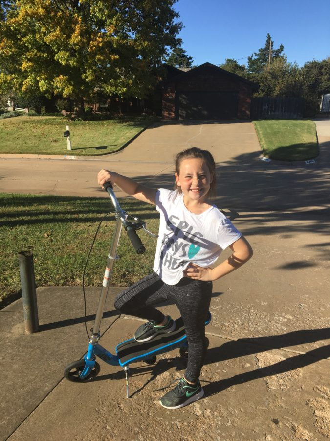Review: Rockboard Scooter Makes The Perfect Christmas Gift For Your Children
