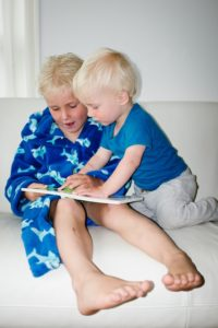 What Can You do to Help Your Child Fall in Love With Books and Reading?