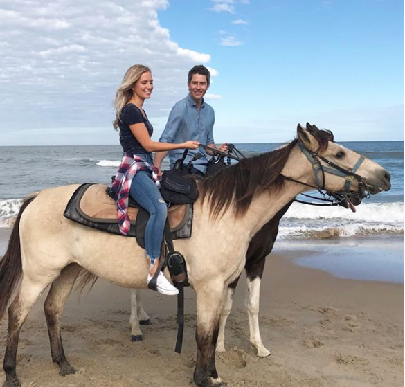 Arie and Lauren Get To Go Out On Their First Public Date