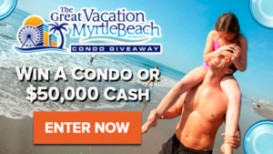 Win a Trip to Myrtle Beach! Check it out Here!